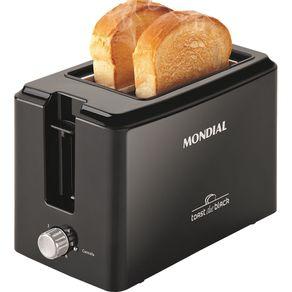 Torradeira-Mondial-Toast-Due-T-05-Preta