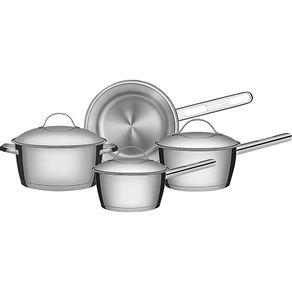 Kit-Conjunto-4-Panelas-Inox-Allegra-Tramontina-com-5-Utensilios-Inox-Casa-do-Chef