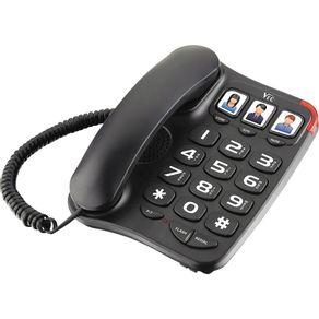Telefone Big Number Vec 881