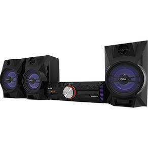 Mini-System-CD-Bluet-USB-Philco-PH1700BT