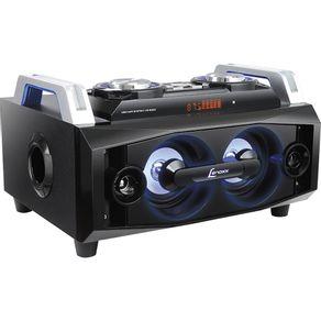 Speaker-Bluet-USB-Aux-Lenoxx-Boom-MS8300
