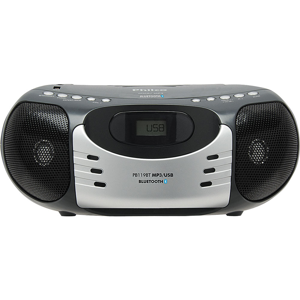 //www.casaevideo.com.br/radio-sem-cd-com-bluetooth--mp3--fm--entradas-usb--auxiliar-philco-pb119bt/p