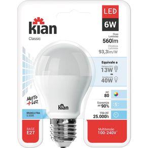 Lamp-Led-6W-Classic-Kian-Br-Bv