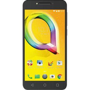 Smartphone Alcatel A5 Desbloqueado Dual Chip Android 6.0 Tela 5.2 4g Câmera 16mp - Prata