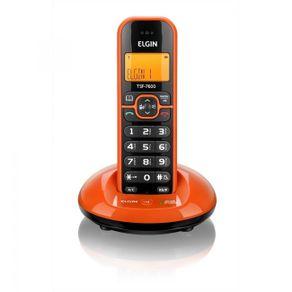 Telefone sem Fio com Dect 6.0 de 1.9GHz Identificador e Viva Voz Elgin