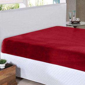 Lencol-Casal-Plush-vermelho-rubi-slip-Hedrons-578fe42436cd8