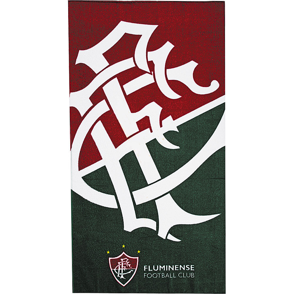 Toalha de Banho Buettner Fluminense - Casa e Video 48f077d7b0d06