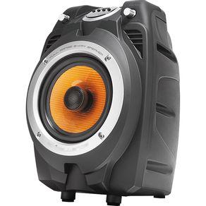 Caixa Acústica com MP3 FM Bluetooth 100W RMS Entradas USB SD e Auxiliar NKS PK550