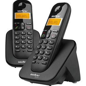 Telelefone sem Fio com Identificador e Ramal Intelbras TS3112