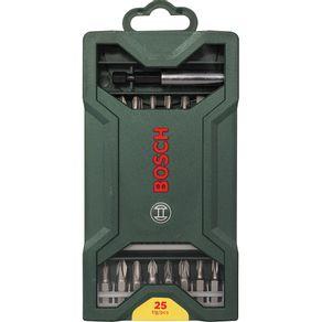 Jg-Ponta-Montada-25Pcs-Mn-X-line-Bosch