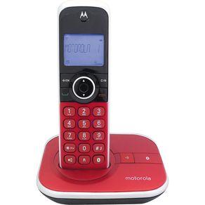 Telefone sem Fio com Identificador de Chamadas Viva-Voz e Bluetooth Dect 6.0 Gate Motorola 4800BT
