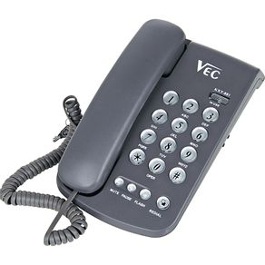 Telefone teleji-Preto