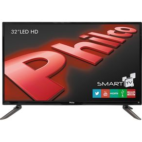 Smart-TV-LED32-HD-Philco-PH32C10DSGW-Pt