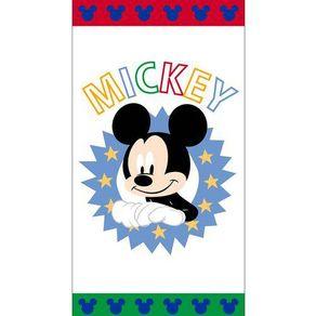 Toalha-de-Visita-Infantil-Mickey-Light-Santista-Happy-Azul