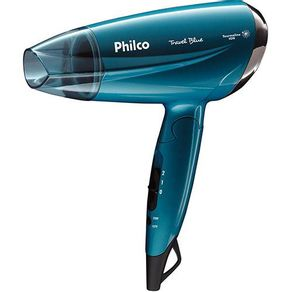Secador-de-Cabelo-Portatil-Philco-Travel-Blue-PSC02-Bivolt