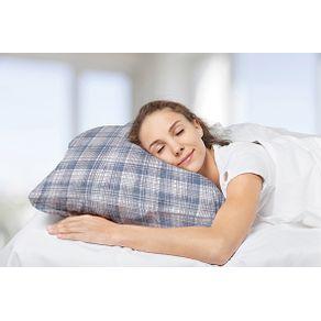 Protetor-de-Travesseiro-50x70cm-TNT-Vida-Pratika-Xadrez