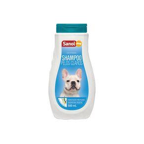 Shampoo-Sanol-Dog-Pelos-Claros-500ml