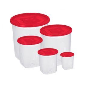Conjunto-5-Potes-para-Mantimentos-Redondo-Jaguar-Sortido
