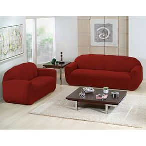 Jogo-de-Capa-para-Sofa-2-3-Lugares-Modelli-Portallar-Vinho