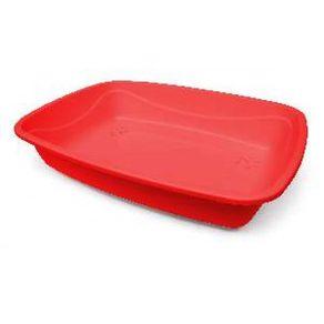 Bandeja-Higienica-para-Gatos-Atacapet-Luxo-Patas-20759-Vermelha