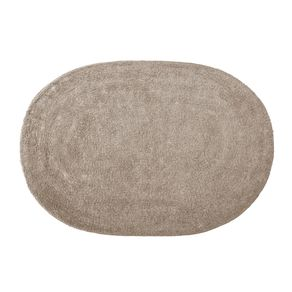 Tapete-Oval-60x40cm-Missy-Corttex-Bege