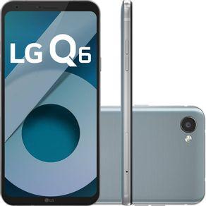 Smartphone-LG-Q6-M700TV-32GB-Desbloqueado-com-Dual-Chip.-Tela-5.5-.-4G-Wi-Fi.-13MP-e-GPS---Cinza