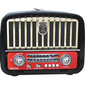 Radio-Port-USB-Aux-Vicini-Retro-VC281