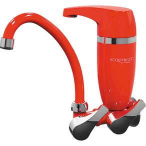 Torneira-Movel-Filtro-Parede-Acqua-Premium-Acquabios-Vermelha