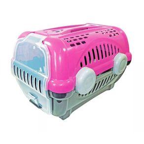 Caixa-de-Transporte-Furacao-Pet-Plastica-nº1-Luxo-0519-Rosa