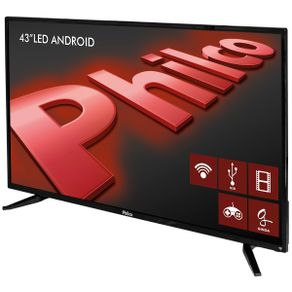 "Tv 43"" Led Philco Full Hd Smart - Ph43n91dsgwa"