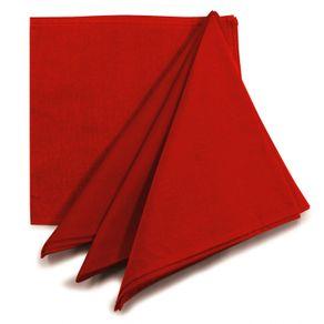 Conjunto-4-Guardanapos-de-Pano-45cm-Yoi-Vermelho
