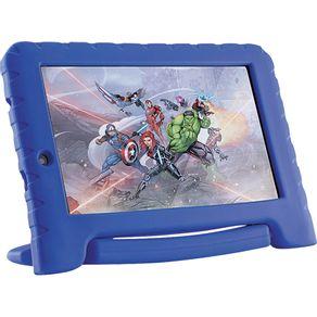 Tablet-Multilaser-Disney-Vingadores-Plus-NB280-8GB-Wi-Fi-7--Azul