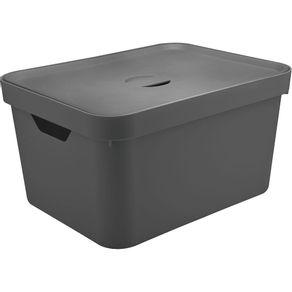 Caixa-Organizadora-32L-Alta-com-Tampa-e-Alca-Cube-OU-Chumbo