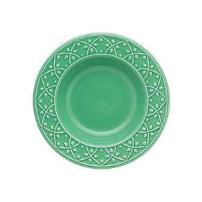 Prato-de-Ceramica-Fundo-23cm-Mendi-Oxford-Salvia