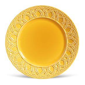 Prato-de-Ceramica-26.5cm-Raso-Cestino-Porto-Brasil-Mostarda