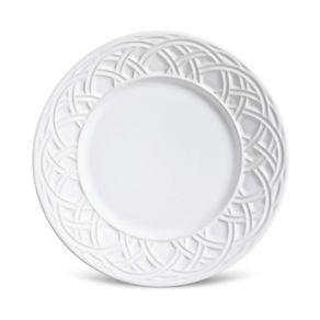 Prato-de-Ceramica-Sobremesa-20.5cm-Cestino-Porto-Brasil-Branco