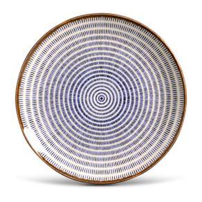 Prato-de-Ceramica-Raso-27cm-Porto-Brasil-Asteca