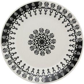 Prato-de-Ceramica-Sobremesa-19cm-Folk-Oxford