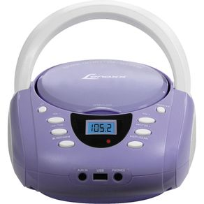 Radio-Lenoxx-com-CD.-MP3.-FM.-5WRMS.-Entradas-USB-e-Auxiliar-BD-120-Lavanda