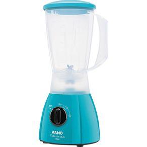 Liquidificador-Arno-550W-com-Capacidade-de-2L-e-2-Velocidades-Optimix-Plus-LN26-Azul-127V-