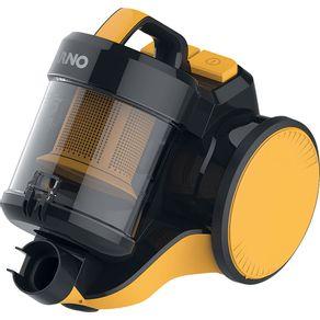 Aspirador-de-Po-Arno-Cyclonic-Force-XL-CYXL-1400W-com-Filtro-HEPA-Preto-e-Amarelo-127V-