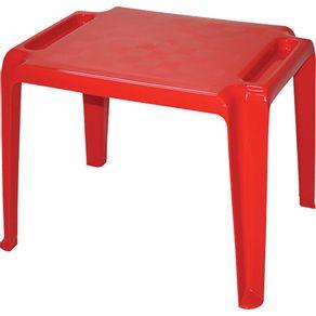 Mesa-Infantil-Donachica-Tramontina-Vermelha