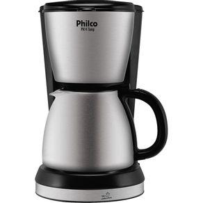 Cafeteira-14-Xicaras-com-Jarra-Termica-Philco-PH14-TEMP-Preta-Prata-127V-