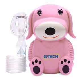 Nebulizador-a-Ar-Comprimido-G-Tech-NebDog-Bivolt-Rosa