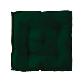 Futon-40X40cm-Canvas-Damata-Verde-Flora