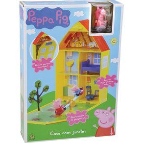 Peppa-Pig-Casa-com-Jardim-4206-DTC-