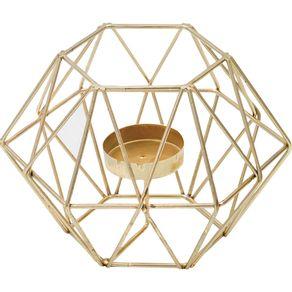 Porta-Vela-Hexagonal-Cazza-Dourda-