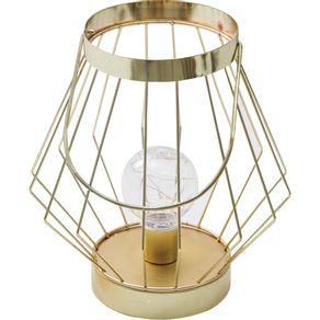 Luminaria-Led-Trybo-Cazza-Dourado-