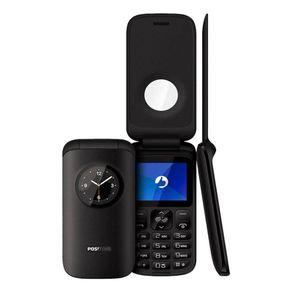 Celular-Positivo-Flip-P40-Desbloqueado-com-Dual-Chip-e-Camera---Preto