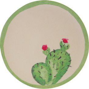 Prato-Fibra-de-Bambu-Sobremesa-20cm-Anji-Cactus-